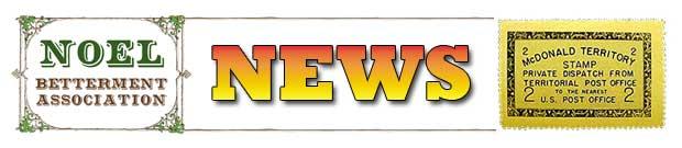Noel Betterment Association NEWS